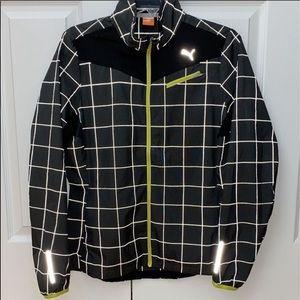 PUMA women's lite jacket